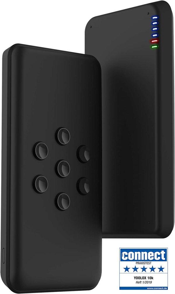Caricabatterie Portatile Wireless – 10000 mAh yoolox