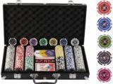 Display4top Super Set da Poker - 300 Chips