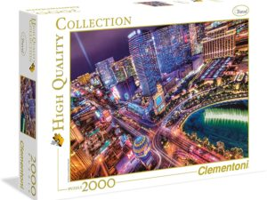 Las Vegas Puzzle Clementoni
