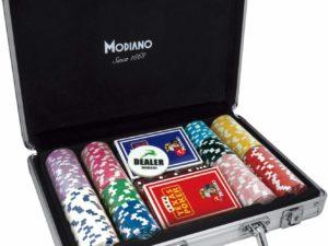 Modiano Set Da Poker