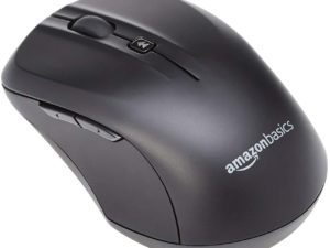 Set con tastiera e mouse wireless AmazonBasics