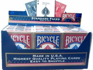 carte da gioco bicycle 12 mazzi
