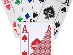 carte 4 colori poker copag