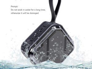 Cassa Bluetooth, Waterproof IPX7 TWS Stereo Suono 360°