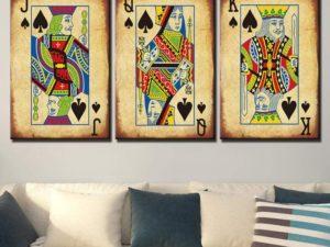 FYBSNDY Carte da Poker - Stampe HD
