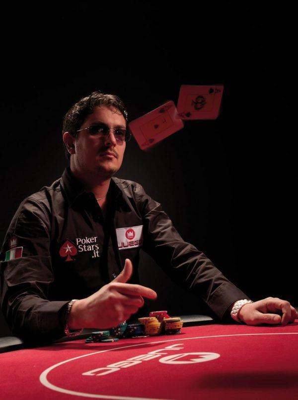 Juego Poker Chips Fiches 100 in ceramica 1