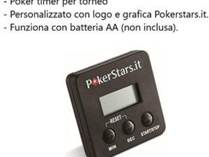Juego - Timer per tornei di Poker