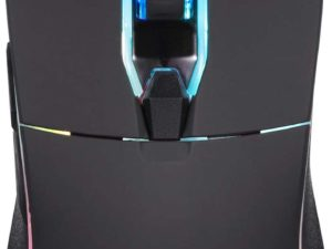 KLIM Aim Mouse da Gaming Chroma RGB USB - per Ambidestri