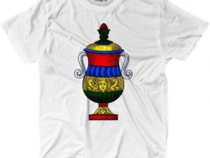 T-Shirt Uomo Asso di Coppe KiarenzaFD