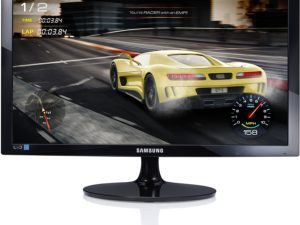 Monitor Samsung S24D330 Monitor Computer 24'' Full HD, 1920 x 1080 1