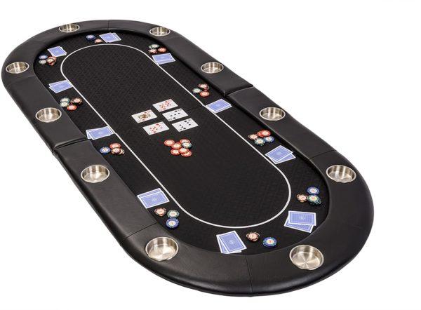 Tavolo da Poker Pieghevole 200cm Riverboat Gaming Il 'Riverboat'