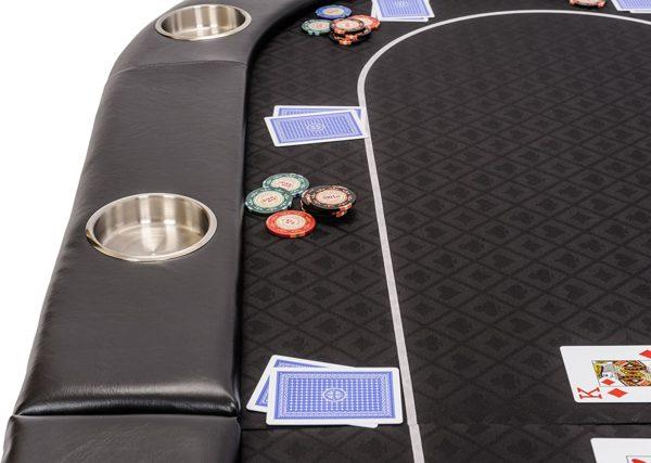 Tavolo da Poker Pieghevole 200cm Riverboat Gaming Il 'Riverboat' 4