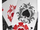 """Bagaglio da viaggio con carte da poker """"Assi"""""""