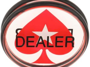 Dealer Button PokerStars