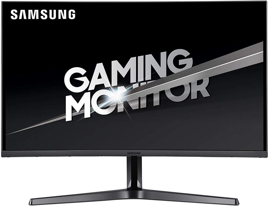 Samsung C27JG52 Monitor Gaming Curvo 27 Pollici