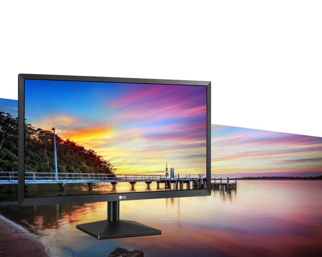 "LG 22MK400H-B Monitor 22"", LED FULL HD"